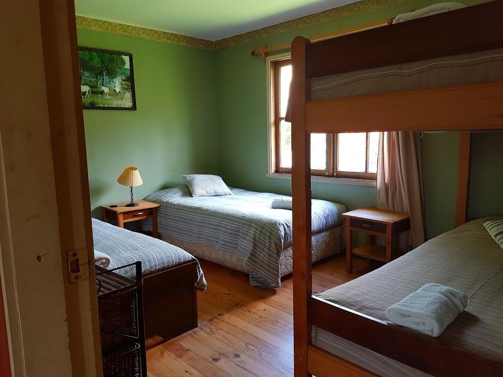 Chalet - dormitorio 2